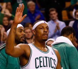Pierce dirige el triunfo de los Celtics con su mejor anotación