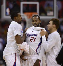 Griffin lleva a los Clippers a su undécimo triunfo seguido