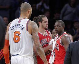 Deng dirige a los Bulls que dominaron a los Knicks