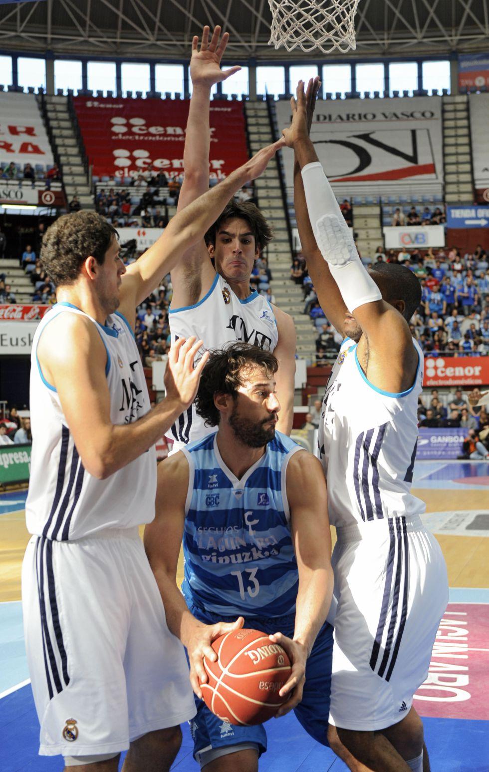 Los Sergios hacen de Rudy Fernández con 42 puntos