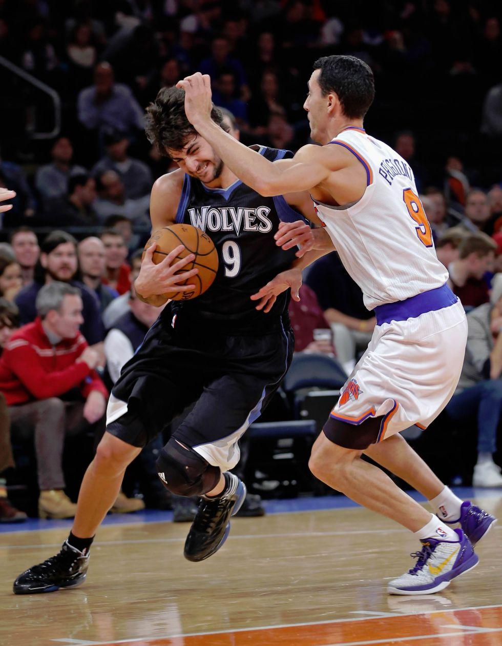Ricky no puede ganar a los Knicks en su debut en el Garden