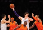 Los Knicks, la quinta víctima consecutiva de los Lakers