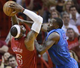James y los Heat reivindican su condición de campeones