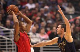 Crawford y Barnes guían el decimocuarto triunfo de Clippers