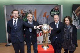 """La Copa de Vitoria ya está en marcha: """"4 días de adrenalina"""""""
