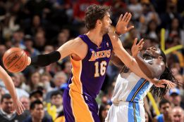 Brewer y Faried dejaron sin valor los 40 puntos de Kobe