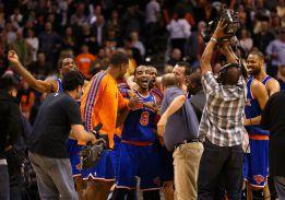 Smith lidera el ataque de los Knicks ante la baja de Anthony