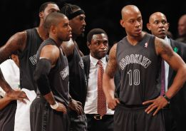 Los Nets despiden a Johnson