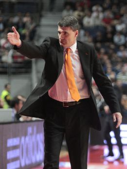 """Perasovic: """"Unicaja estará entre los mejores de esta Liga"""""""