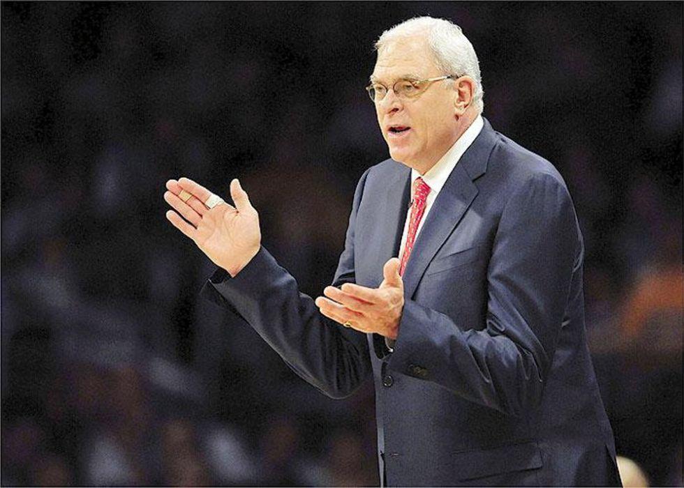 'ESPN': Los Nets, interesados en la contratación de Phil Jackson