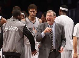 Los Brooklyn Nets logran ganar en el debut de Carlesimo