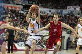 El CAI Zaragoza rompe el maleficio del Uxúe Bilbao Basket