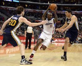 Crawford decide y los Clippers suman 17 triunfos consecutivos
