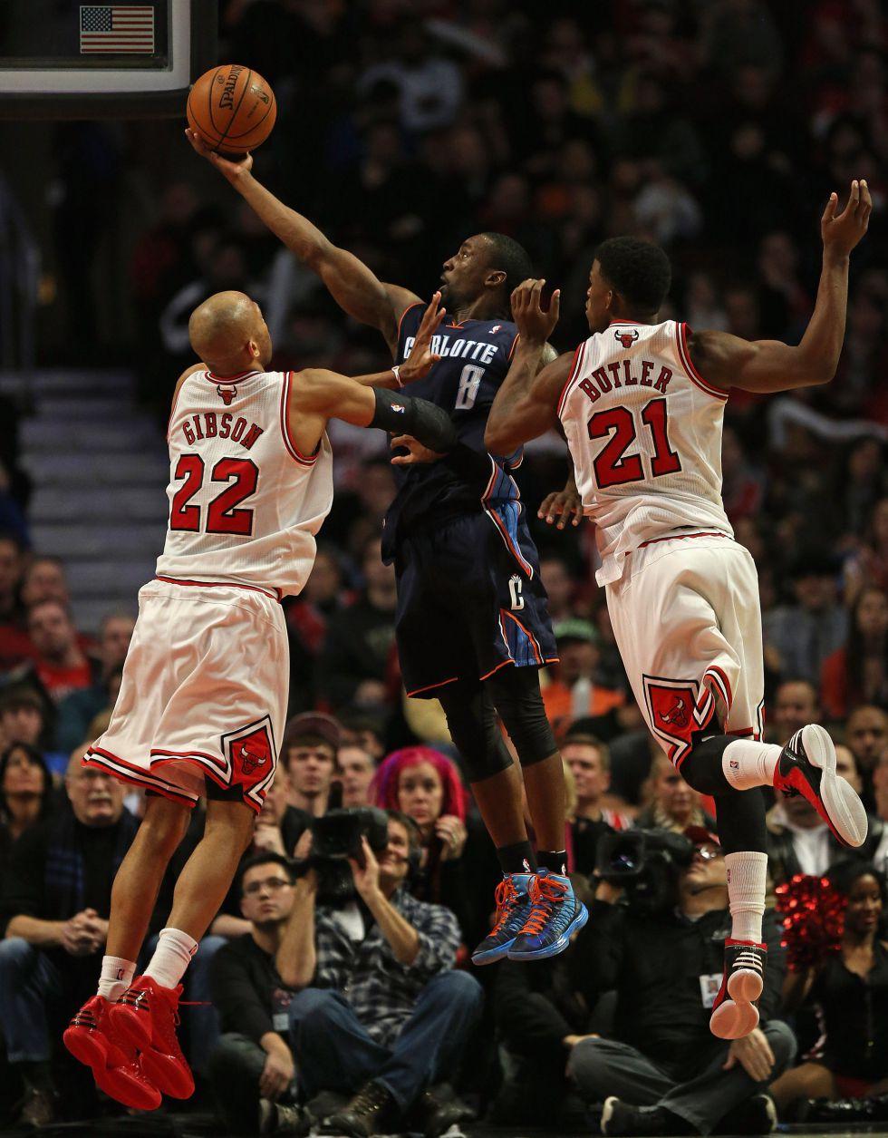 Los Bobcats sorprende a los Bulls y ganan tras 18 derrotas