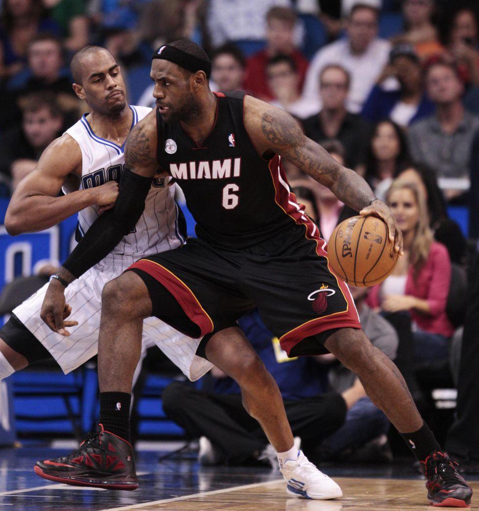 James y Bosh permiten a los Heat concluir el año con triunfo