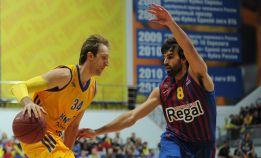 Sin Navarro, el Barça no resiste a Planinic y cae ante el Khimki
