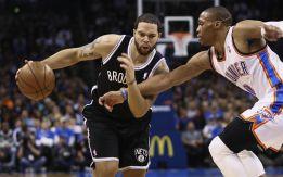 Los Nets dan la campanada logrando ganar en Oklahoma