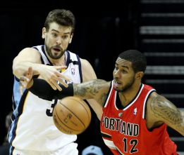Matthews, Hickson y Aldridge dan la victoria a los Trail Blazers