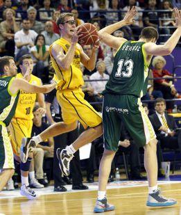 Gran Canaria noquea a Unicaja y llega a la Copa cabeza de serie