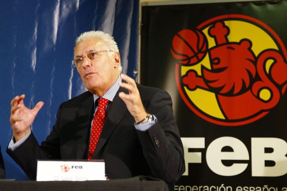 Lolo Sáinz, candidato a ingresar en el 'Hall of Fame'