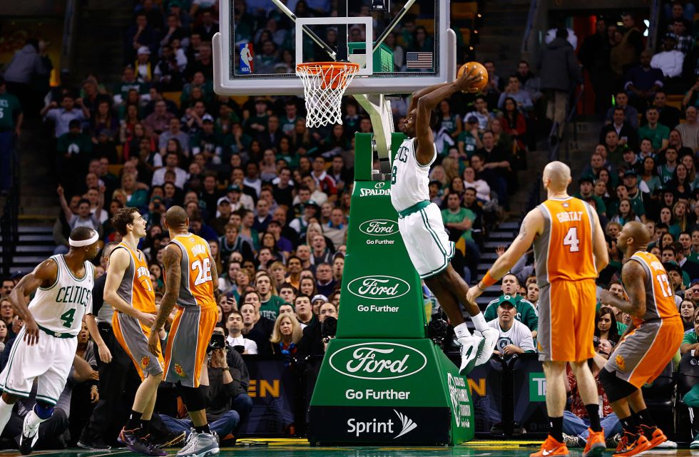 Green y la reserva mantuvieron ganadores a los Celtics