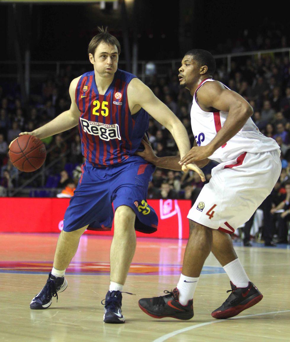 El juego coral y la defensa le dan el triunfo al Barça