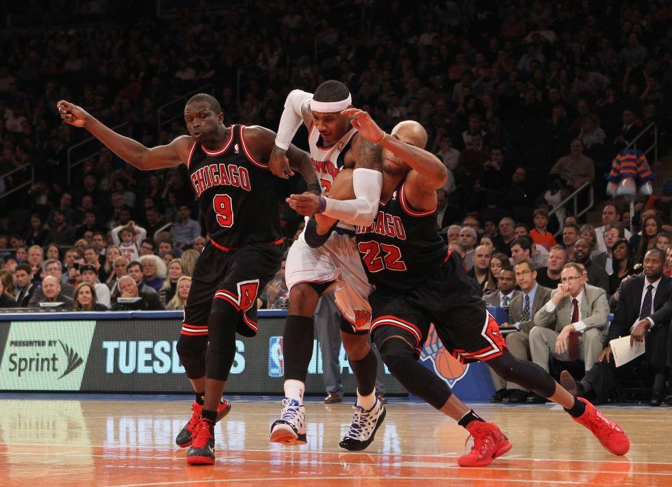 Los New York Knicks graban a sus rivales por si les insultan