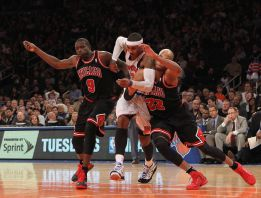 Los New York Knicks graban a sus rivales por si les insultan
