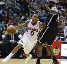 Teague le da el triunfo a unos Hawks que jugaron sin Smith
