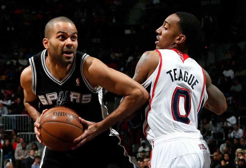 Parker amplía la racha triunfal de los San Antonio Spurs