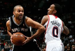 Parker ampla la racha triunfal de los San Antonio Spurs