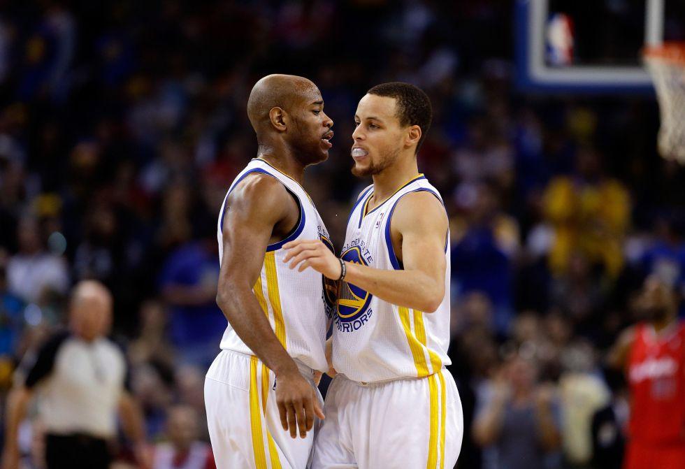 Jack y Curry anulan a Paul y los Warriors ganan a los Clippers