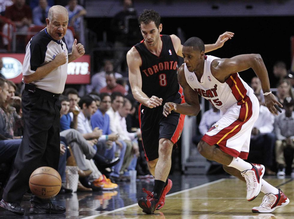 "Los ""Big Three"" pudieron con unos Raptors inspirados"