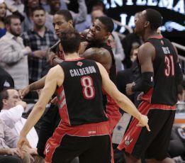 DeRozan anotó la canasta de la victoria de los Raptors