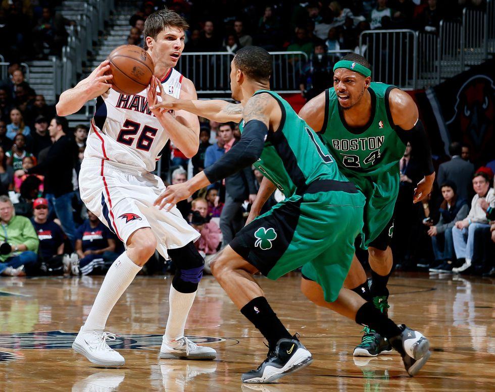 Los Hawks dejan a los Celtics con seis derrotas seguidas