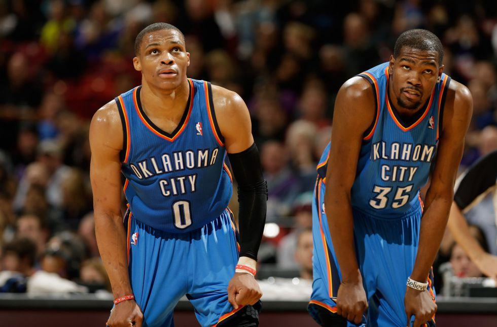 Durant y Martin se combinan en el triunfo de los Thunder