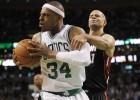 Los Celtics rompen su mala racha gracias a Garnett y Pierce
