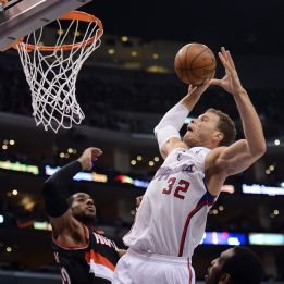 Blake Griffin lidera la venganza de los Clippers sobre Portland