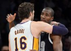 Regresan los Lakers y Rondo se despide de la temporada