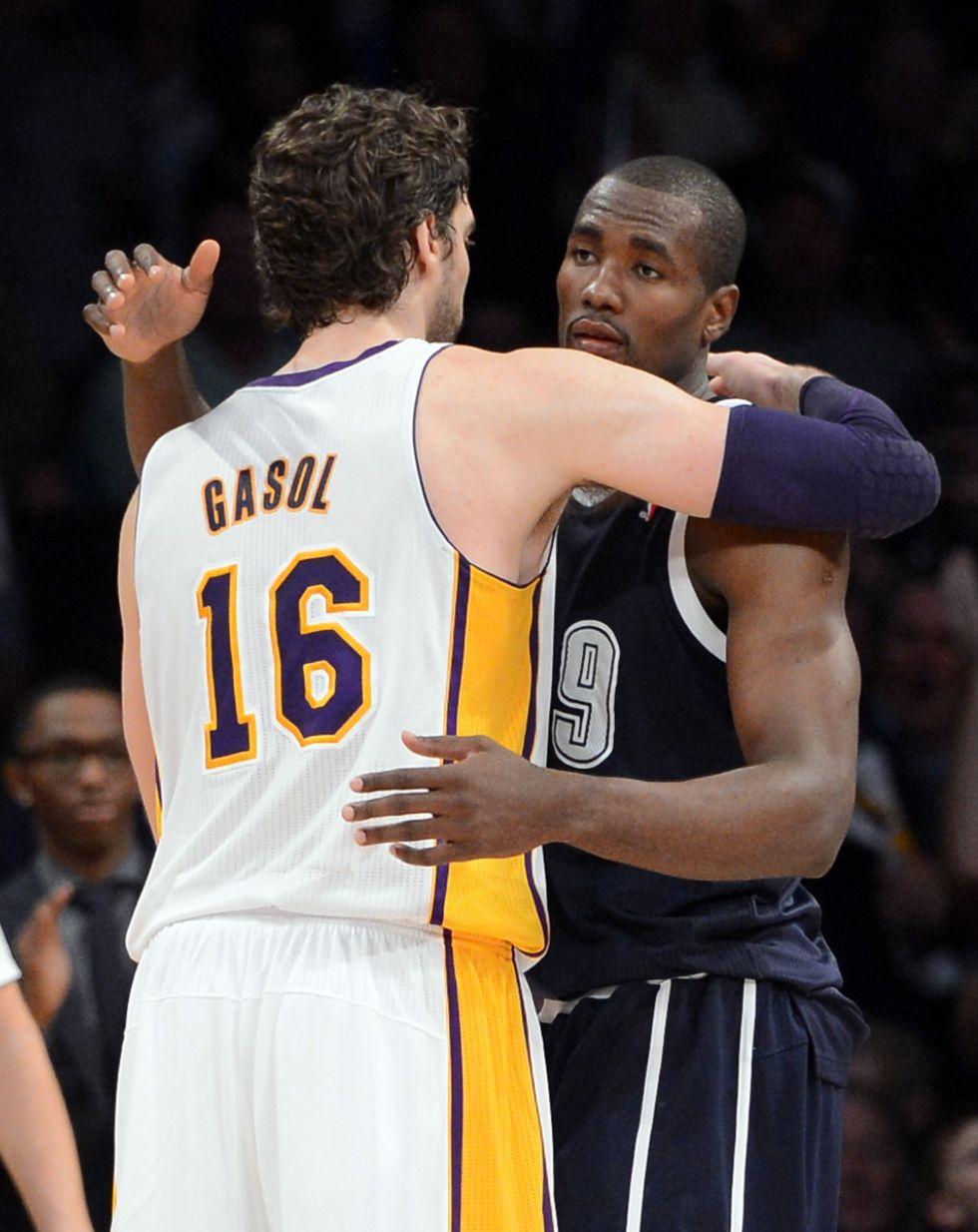 Regresan los Lakers y Rondo se despide de la temporada