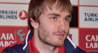 David Jelinek, presentado como nuevo jugador del Baskonia