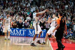 """Jaycee Carroll: """"Me hacía falta un partido como el del CSKA"""""""
