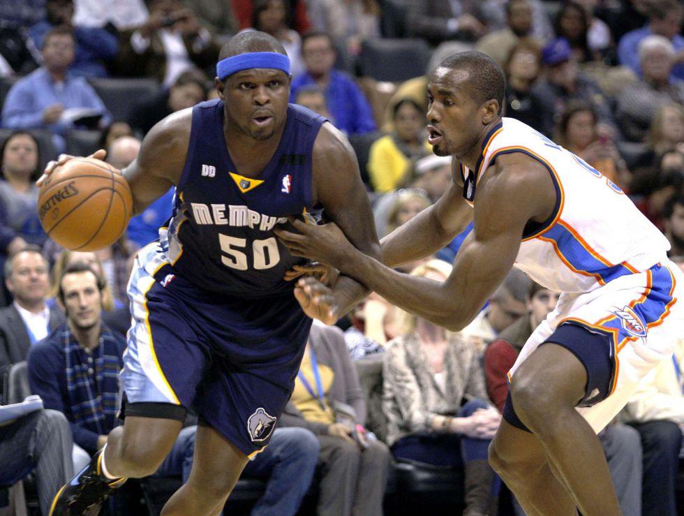 Durant y Westbrook abusaron de los nuevos Grizzlies sin Gay