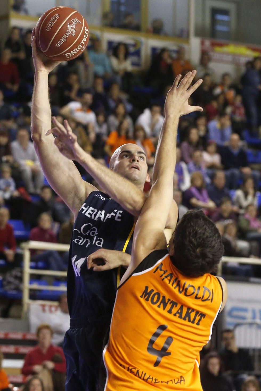 Contundente derrota del Fuenla ante el Gran Canaria