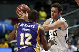 Rudy nombrado ''MVP'' de la semana en la Euroliga