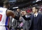 Calderón debuta en el Madison con los Pistons ante los Knicks