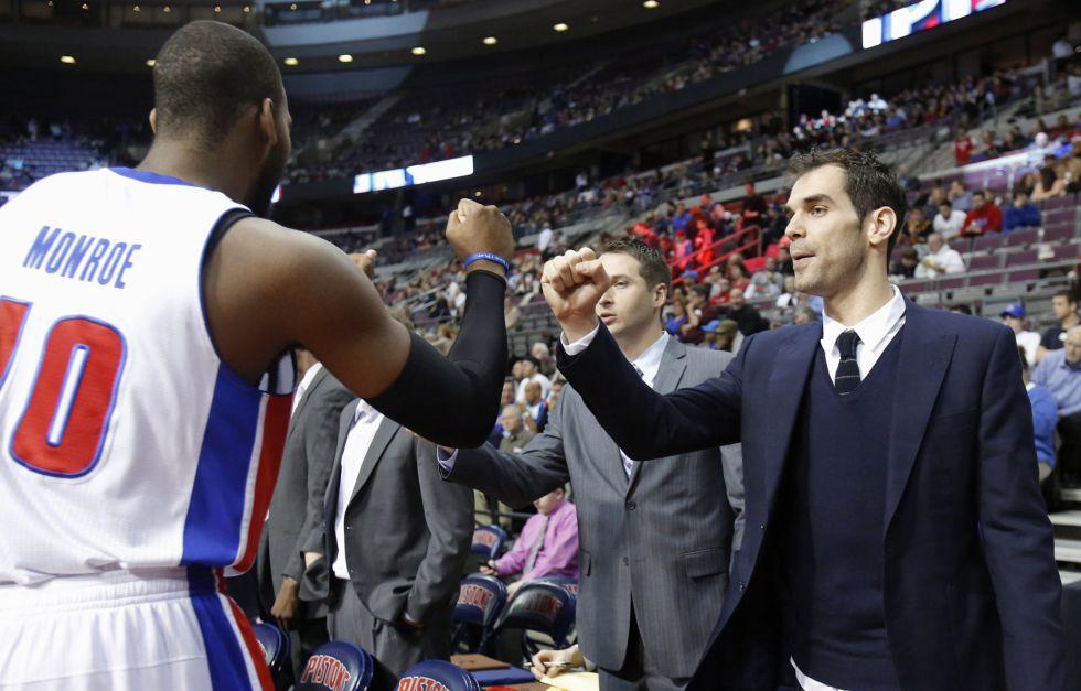 Calderón debuta con los Pistons ante los Knicks en el Madison