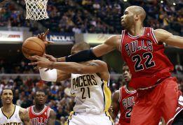 Los Pacers ganan el duelo a los Bulls y comparten liderato