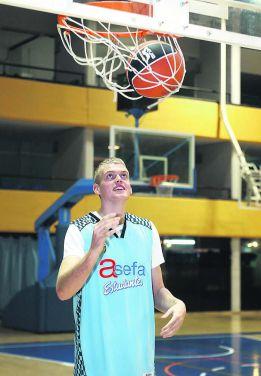 """Daniel Clark: """"El Valencia Basket es favorito"""""""