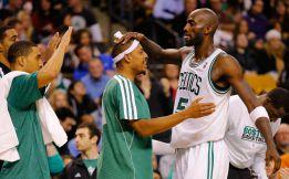Boston abusa de los Lakers y Garnett llega a 25.000 puntos